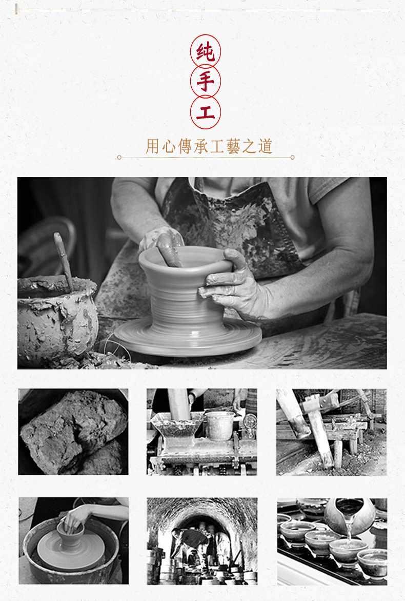 創鈊商城-生活百貨-金絲楠木釉茶壺組